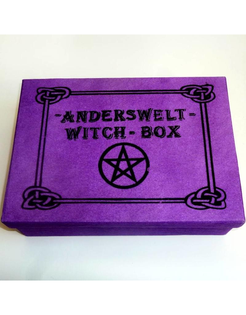 Witch Box Erstausstattung / Witchbox Starterset