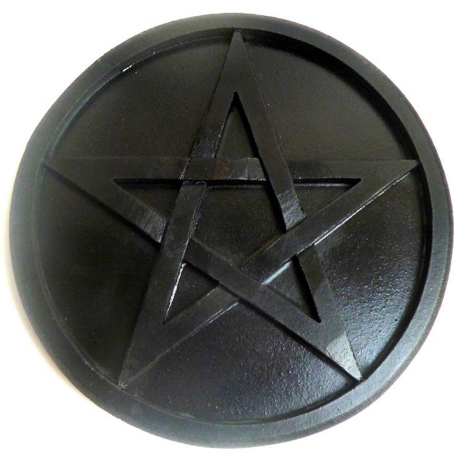 Altarpentakel Pentagramm-5