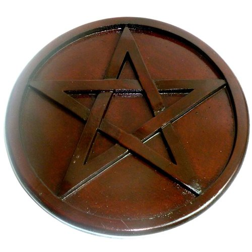 Altarpentakel Pentagramm