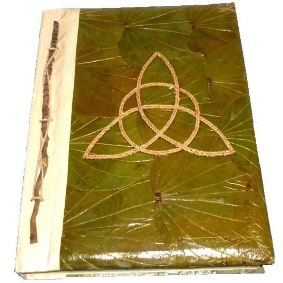 Buch der Schatten, Charmed Triquetta, magisches Tagebuch-3
