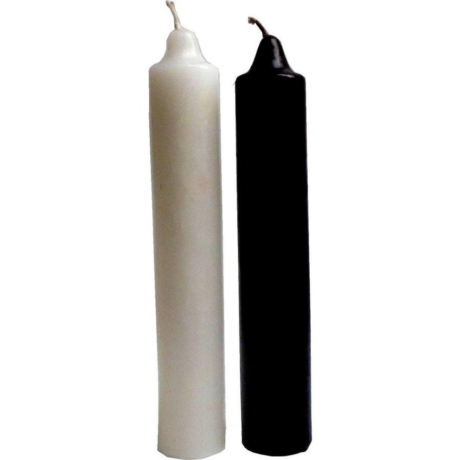 Jumbokerze, 4 cm Durchmesser-1