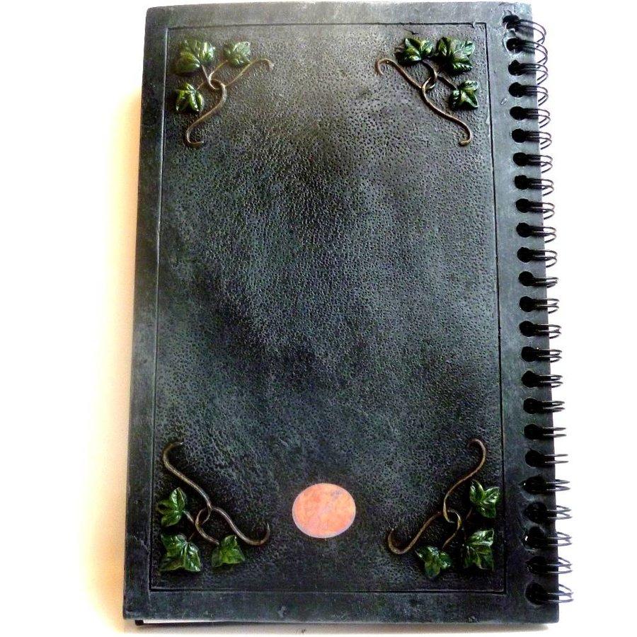 Buch der Schatten mit Pentagramm, klein-2