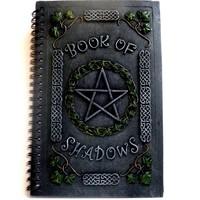 thumb-Buch der Schatten mit Pentagramm, klein-1