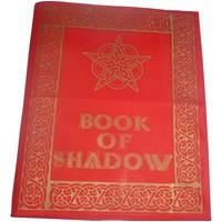 thumb-Buch der Schatten - Ordnereinband mit Rosen- Pentagramm-3