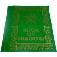 thumb-Buch der Schatten - Ordnereinband mit Rosen- Pentagramm-1