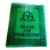 thumb-Buch der Schatten - Ordnereinband mit Triquetta-2