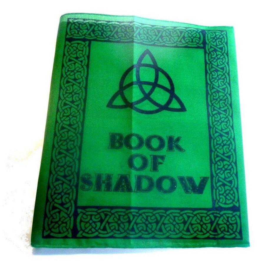 Buch der Schatten - Ordnereinband mit Triquetta-2