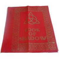 thumb-Buch der Schatten - Ordnereinband mit Triquetta-1