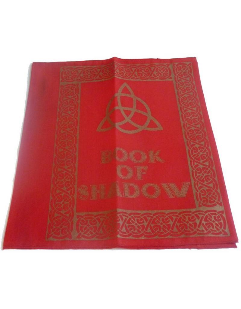 Göttin Buch der Schatten - Ordnereinband mit Triquetta