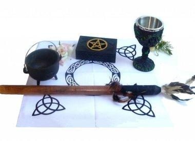 Altarzubehör & Elixierflaschen