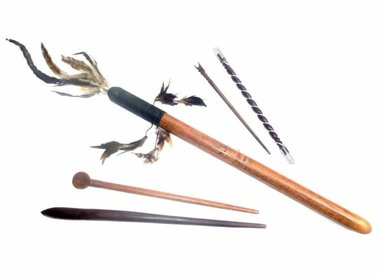 Ritual Werkzeuge, Zauberstäbe
