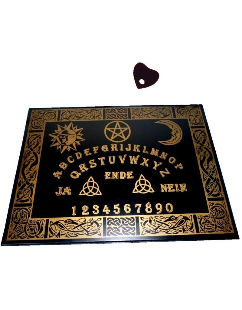 Weissagen Ouija-Board Celtic, Hexenbrett