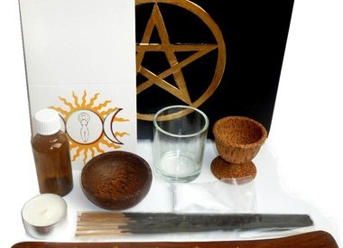 Ritual Sets, Voodoo & Mojobeutel