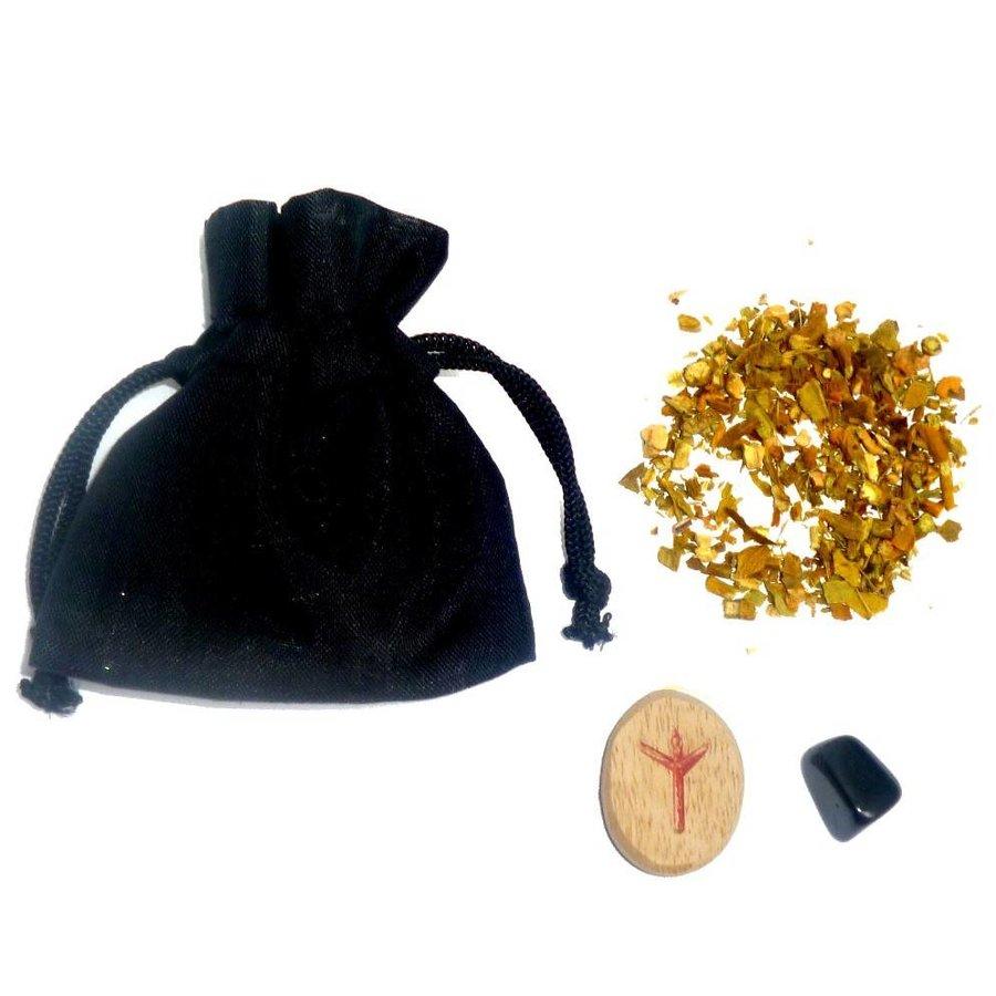 Mojo-Bag (Mojo-Beutel), Schutz-1