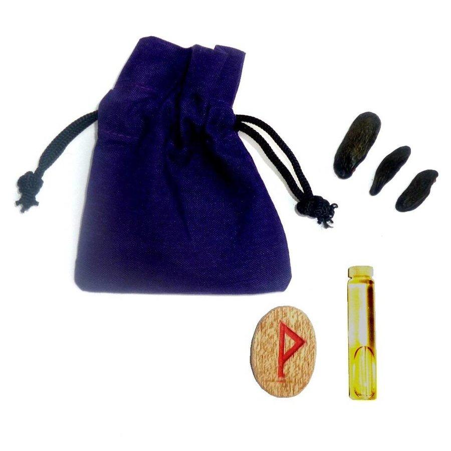 Mojo-Bag (Mojo-Beutel), Wunscherfüllung-1