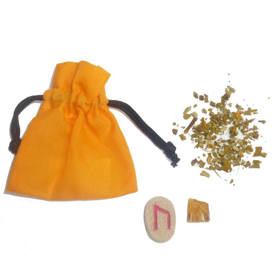 Mojo-Beutel (Mojo-Bag), Gesundheit-1