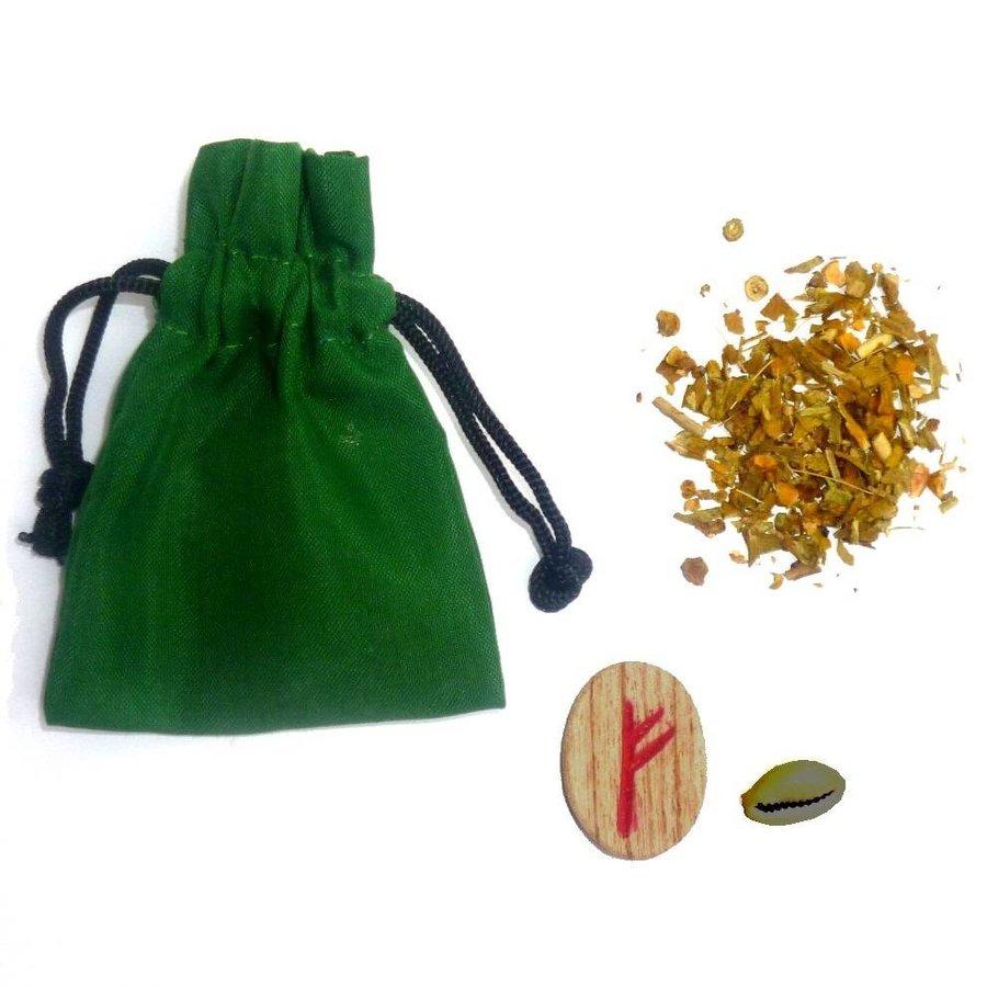 Mojo-Bag (Mojo-Beutel), Geld-1