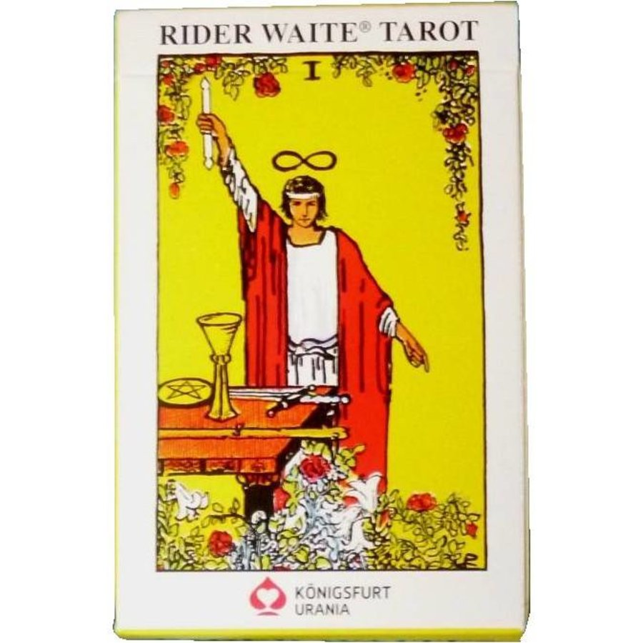 Rider Waite Tarot-2