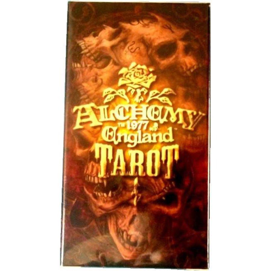 Alchemy 1977 England Tarot-2