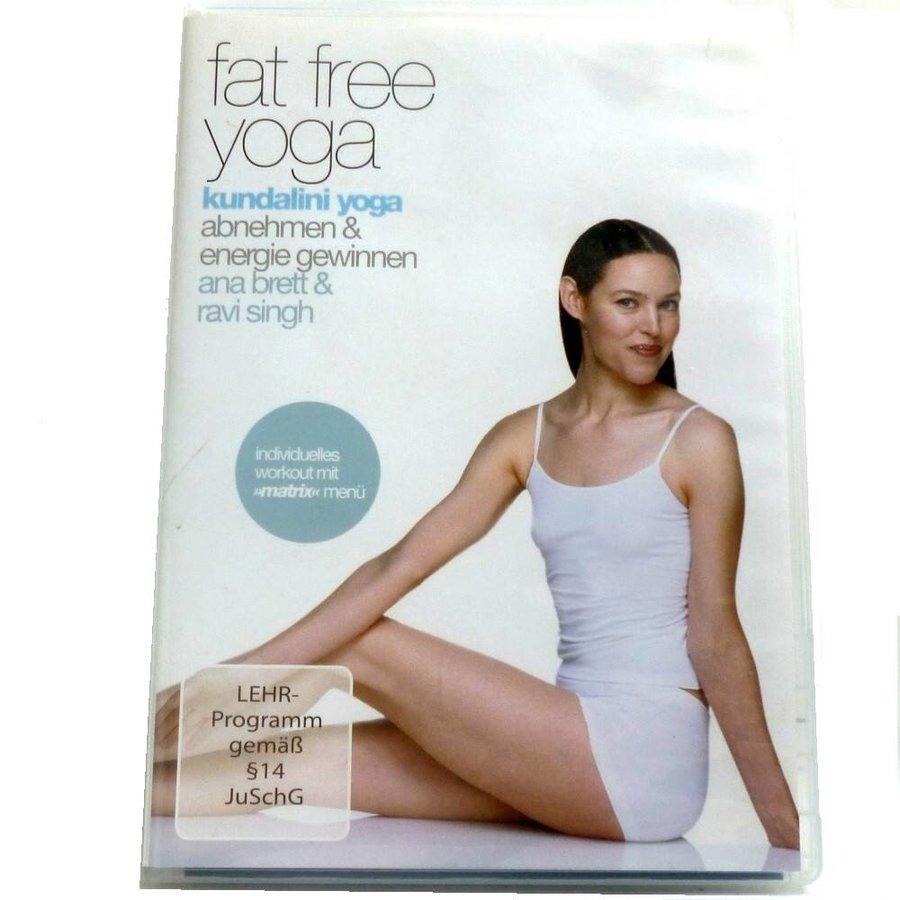 Fat Free Yoga - Kundalini Yoga, DVD-1