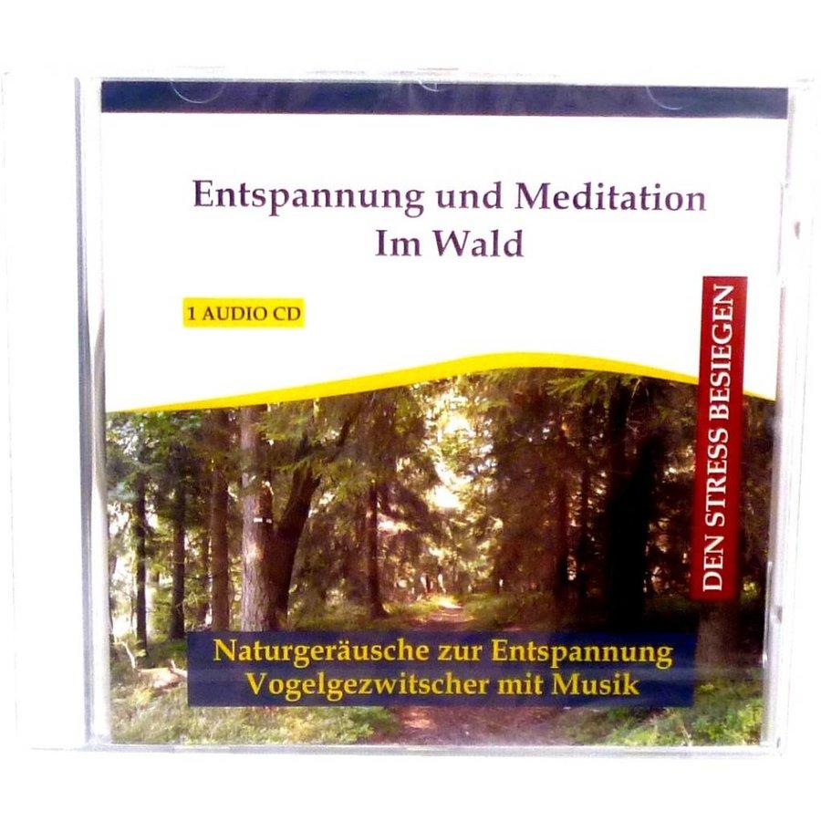 """""""Entspannung und Meditation - Im Wald, Naturgeräusche zur Entspannung""""-1"""
