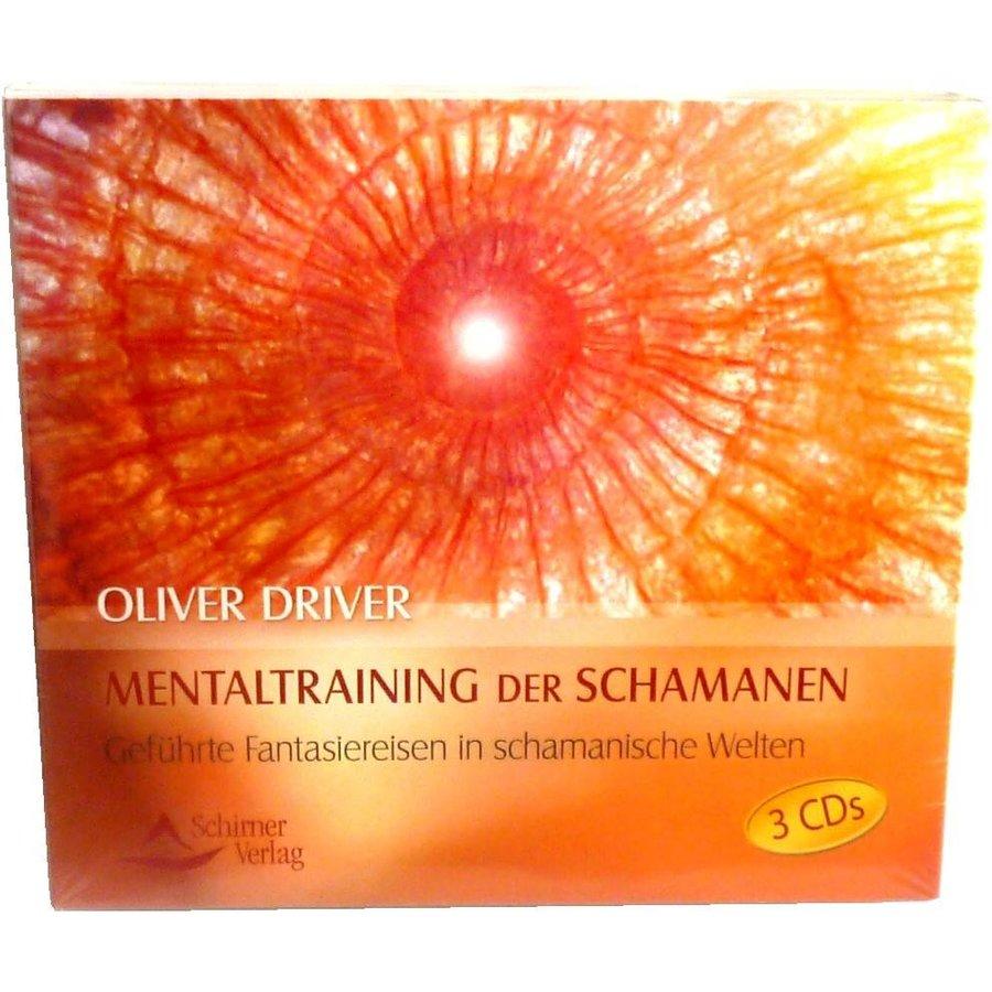 Mentaltraining der Schamanen, Geführte Fantasiereisen in schamanische Welten-1