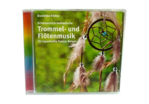 Trommel und Flötenmusik