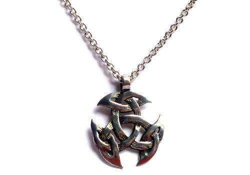 Keltischer Knoten ab