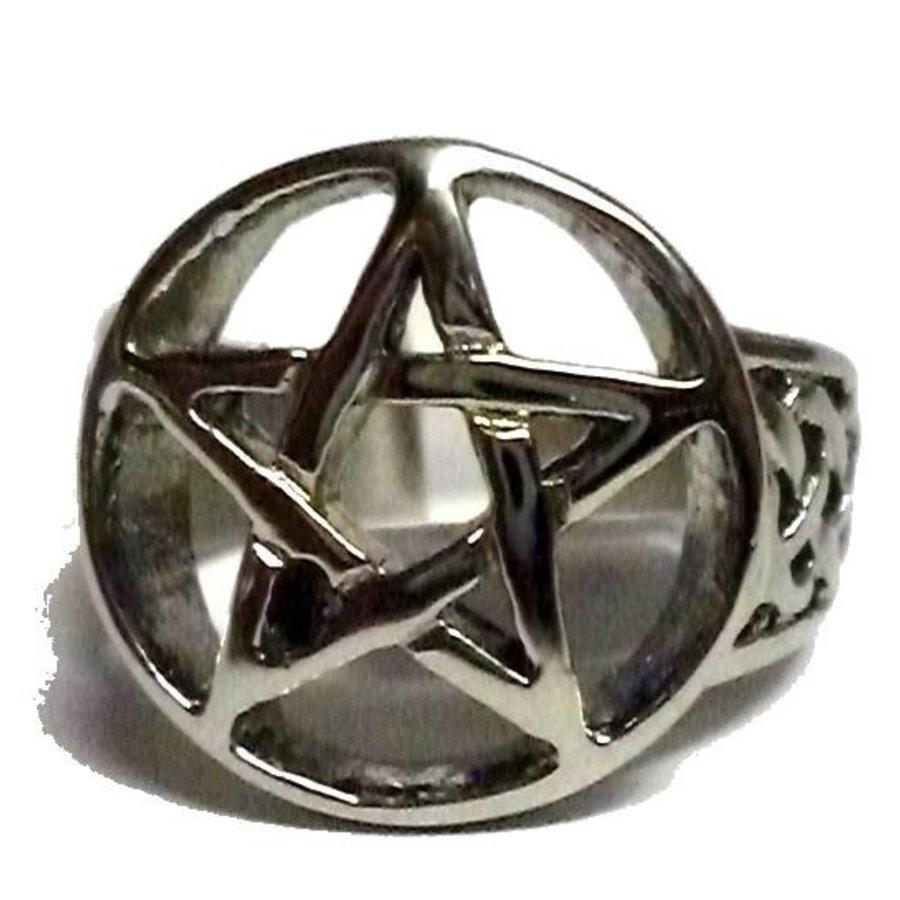 Edelstahl Ring-3