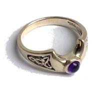 thumb-Ring Halbmond aus 925-Silber-2