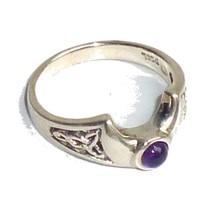thumb-Ring Halbmond aus 925-Silber-1