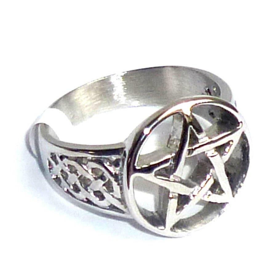 Edelstahl Ring-2