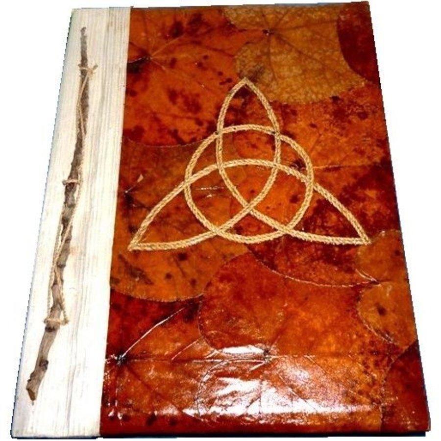 Buch der Schatten, Charmed Triquetta, magisches Tagebuch-1