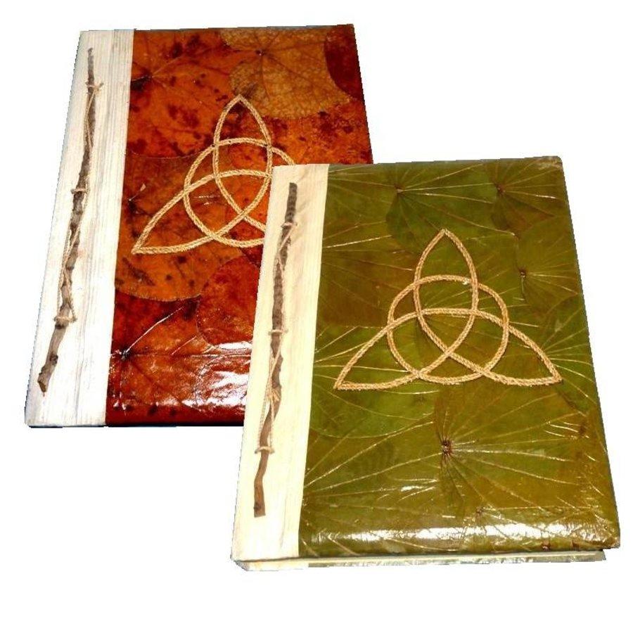 Buch der Schatten, Charmed Triquetta, magisches Tagebuch-2