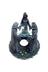 Göttin Duftlampe Hexenkreis
