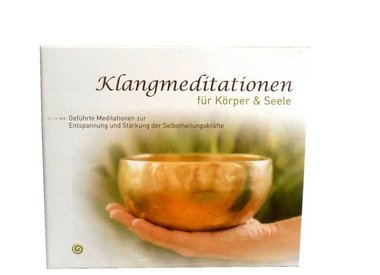 Yoga DVD Meditations CDs