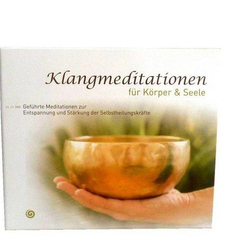 Yoga DVD Meditations CDs