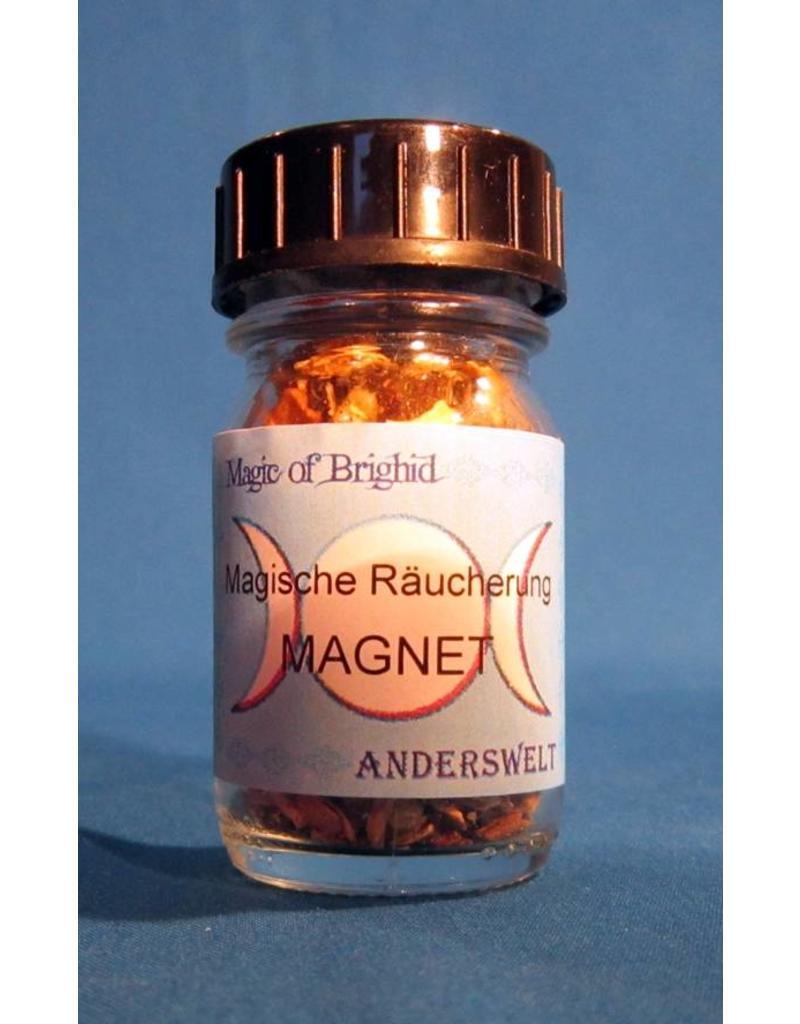 Magic of Brighid Räucherungen Fire of Love - Magnet