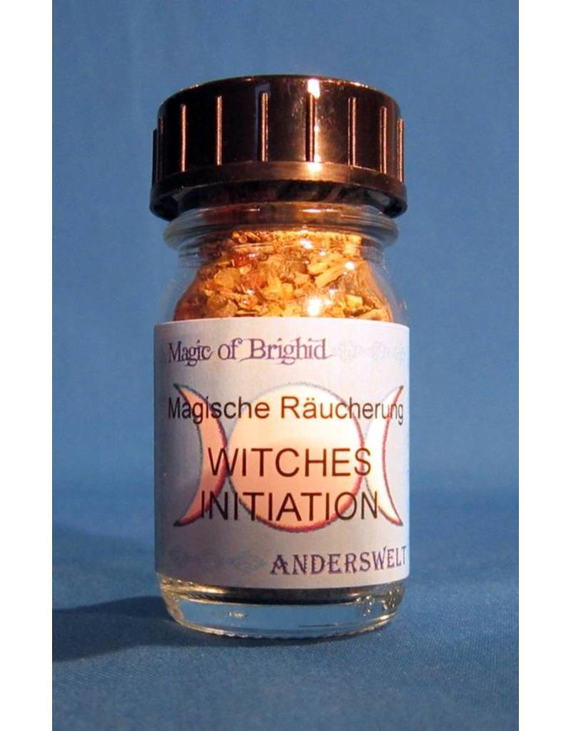 Magic of Brighid Räucherungen Meditation bis Witches Initiation