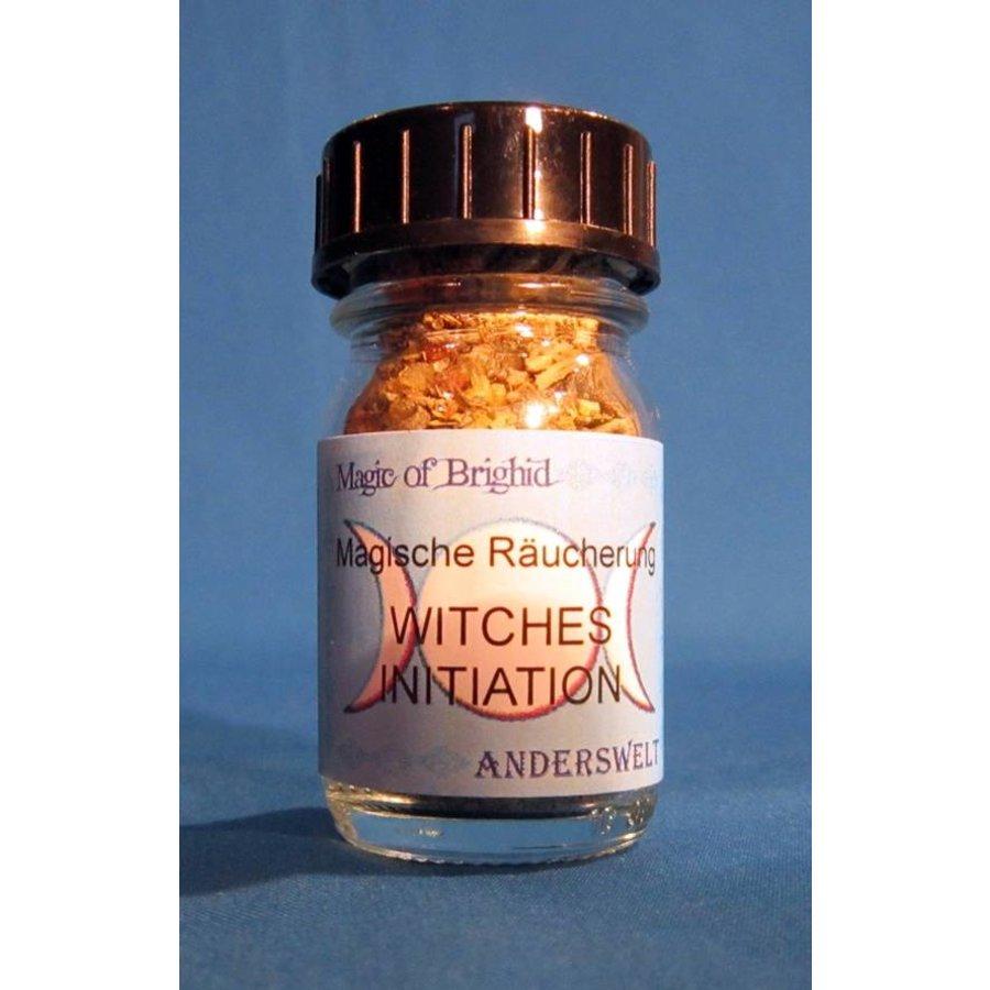 Räucherungen Meditation bis Witches Initiation-3