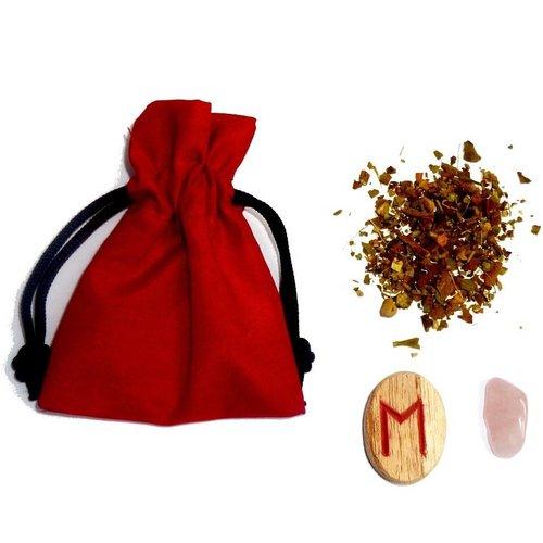Mojo Beutel, Mojo Säckchen