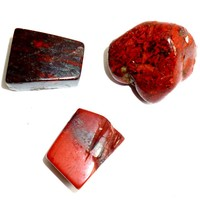 thumb-Edelstein Jaspis rot-3