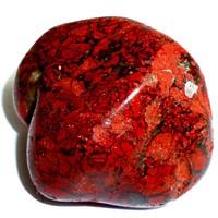 thumb-Edelstein Jaspis rot-2