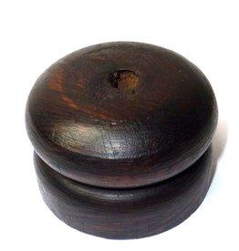 Schreibzeug Federhalter Holz, klein