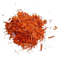 thumb-Sandelholzsplitter rot fein-1