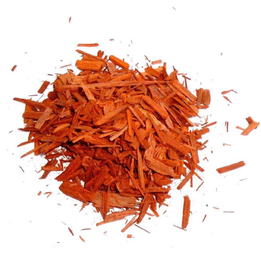 Sandelholzsplitter rot fein-1