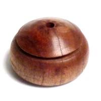 thumb-Federhalter einfach aus Holz, groß-2