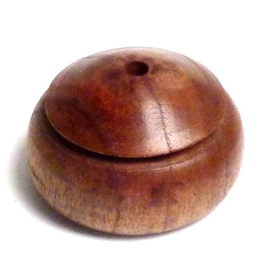 Federhalter einfach aus Holz, groß-2