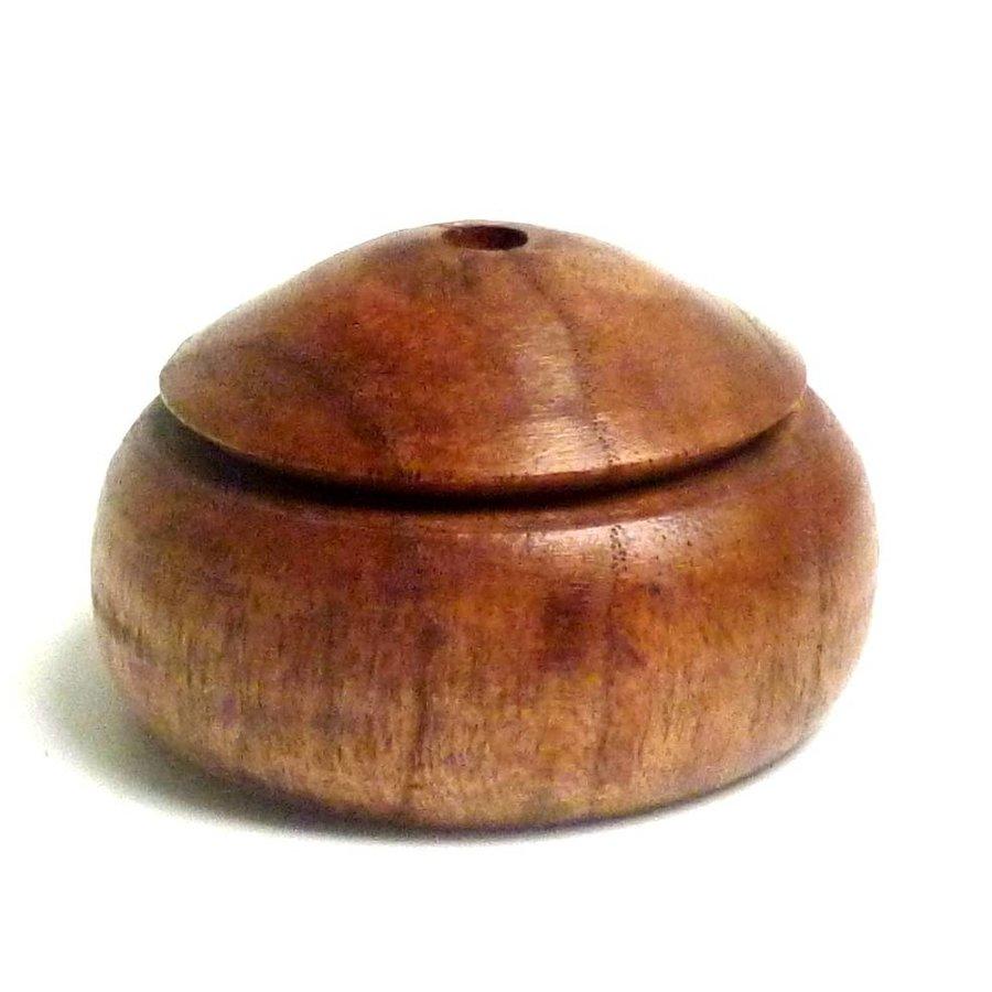 Federhalter einfach aus Holz, groß-3