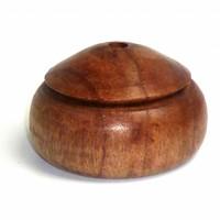 thumb-Federhalter einfach aus Holz, groß-1